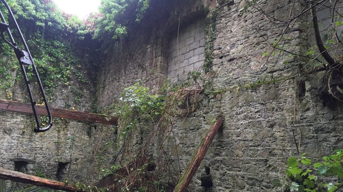 Clones' forgotten Castle opens to the public
