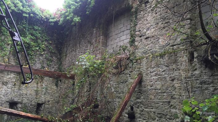 Clones' forgotten Castle opens to the public