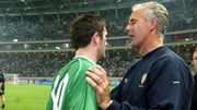 Mick McCarthy gave Robbie Keane his international debut