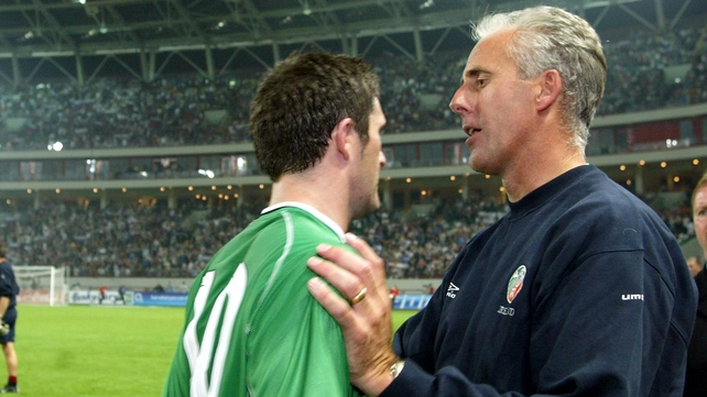 Robbie may be the best we've ever had - McCarthy