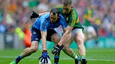 Denis Bastick in action against Kerry in the 2015 All-Ireland Final