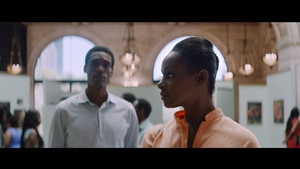 Parker Sawyers and Tika Sumpter in Southside With You