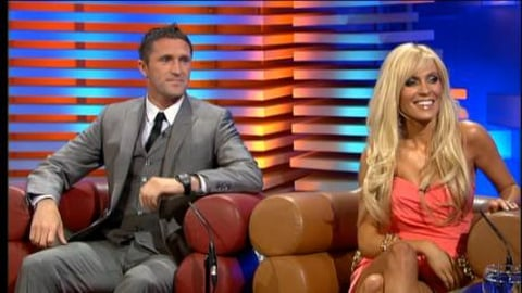 The Late Late Show Extras: Robbie & Claudine Keane