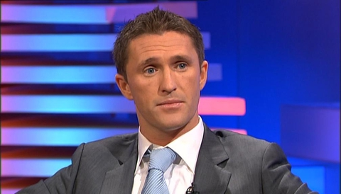 The Late Late Show Extras: Robbie Keane (2007)