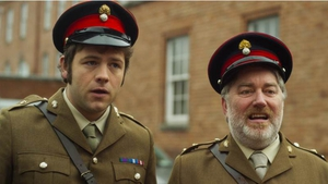 Moe Dunford and Pat Shortt star in The Flag, RTÉ One's Christmas night movie