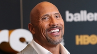 Rock on. Dwayne Johnson is world's highest paid actor