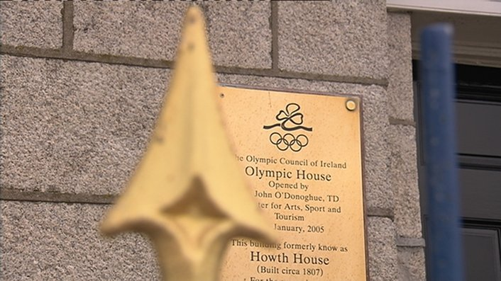 Report critical of Olympic Council of Ireland  governance