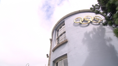 The OCI's headquarters in Howth, Dublin