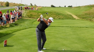 Shane Lowry misses out on Ryder Cup selection