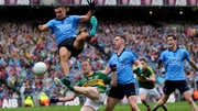 Sunday's semi-final is the third competitive meeting at Croke Park between Dublin and Kerry since last year's All-Ireland final