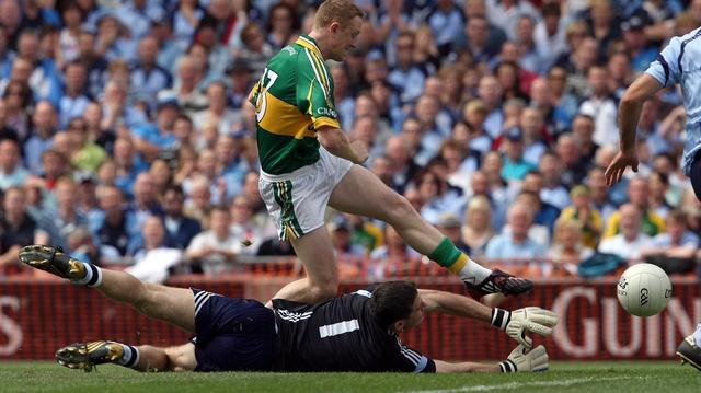 Cooper named to start for Kerry against Dublin