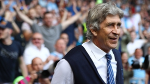 Manuel Pellegrini is heading for China