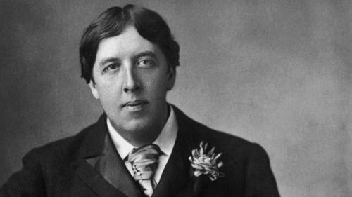 Oscar Wilde died a broken man following his conviction in 1895