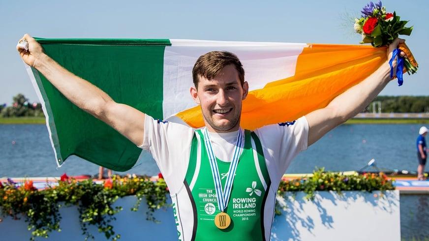 O'Donovan wins World Championship Gold Medal