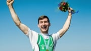 O'Donovan has added a world gold to Olympic silver