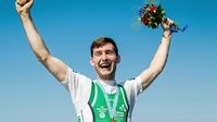 Paul O'Donovan thankful for discovering final fix