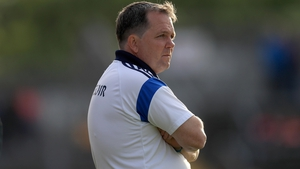 Fitzgerald released a statement confirming he is no longer Clare boss