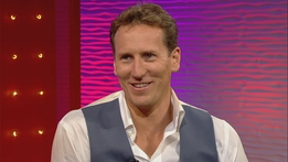 Saturday Night with Miriam Extras: Brendan Cole