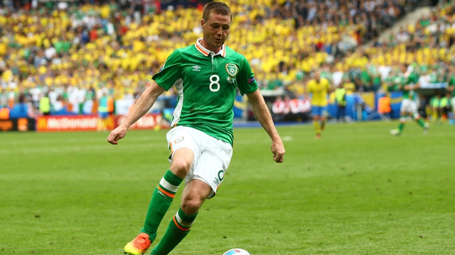 McCarthy a serious Ireland doubt with groin injury