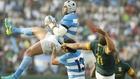 Late penalty seals Springbok scalp for Argentina