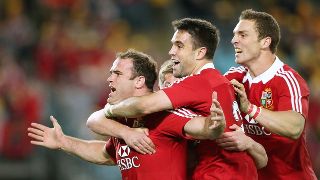 McCafferty critical of unsustainable Lions tour