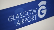 The two pilots were arrested before the flight was due to leave Glasgow Airport