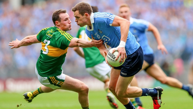 Dubs weather Kerry storm to stay on course for Sam