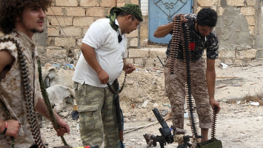 Libyan forces claim victory in battle for Sirte