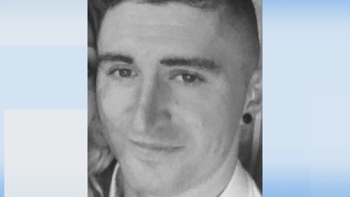 Corporal Gavin Carey drowned at Tullan Strand last August