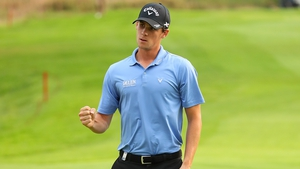 Thomas Pieters birdied his final three holes to win in Denmark