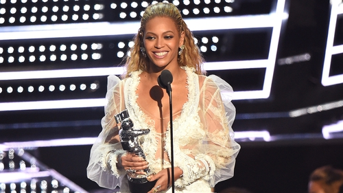 Beyoncé leads the pack alongside Justin Bieber for this year's MTV Europe Music Awards