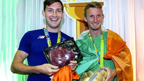 O'Donovan Brothers Press Conference