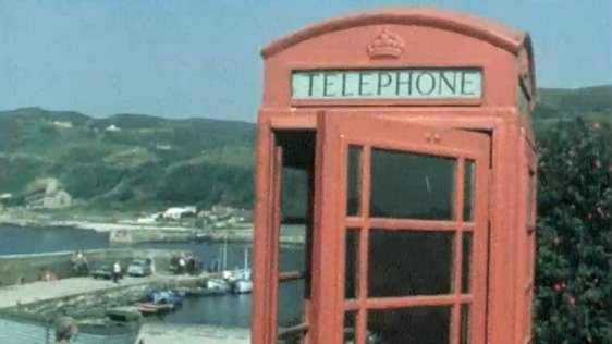 Rathlin Phonebox (1976)
