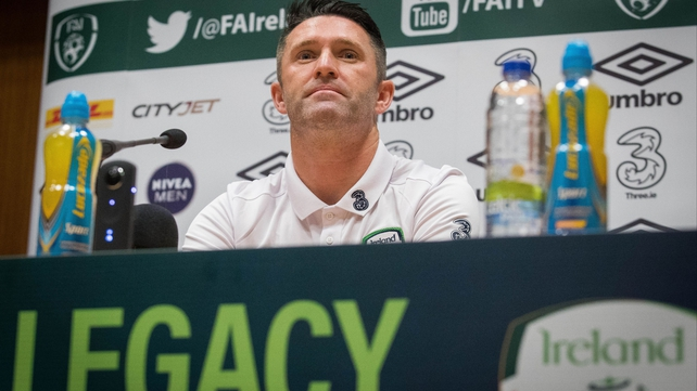 Keane: Irish jersey means more than any club