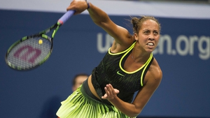 Madison Keys' win took almost two and a half hours