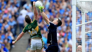 Stephen Cluxton had a day to forget at Croke Park on Sunday
