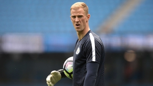 Joe Hart has spent the last two seasons on loan at Torino and West Ham after falling out of favour with Pep Guardiola.