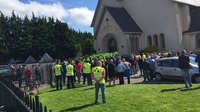 Mourners told of Trevor O'Neill's love for life