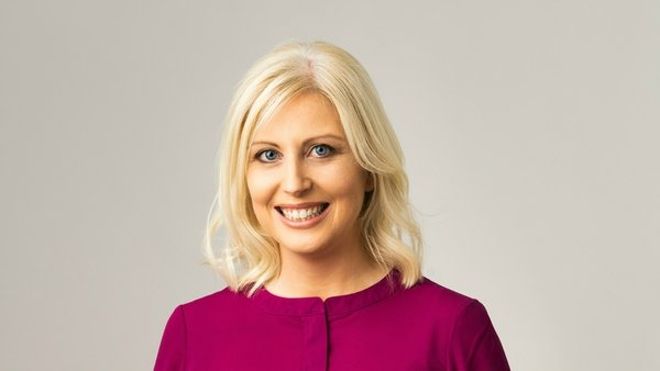Aoife Hearne shares her extract from her book The Plan