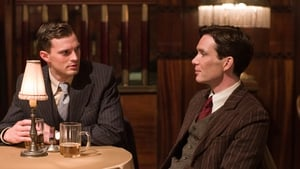 Cillian Murphy and Jamie Dornan in a scene from Anthropoid