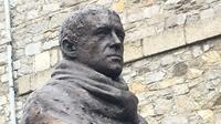 Shackleton sculpture unveiled in Kildare