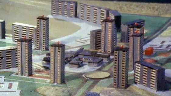 Better Living Conditions For Ballymun Residents