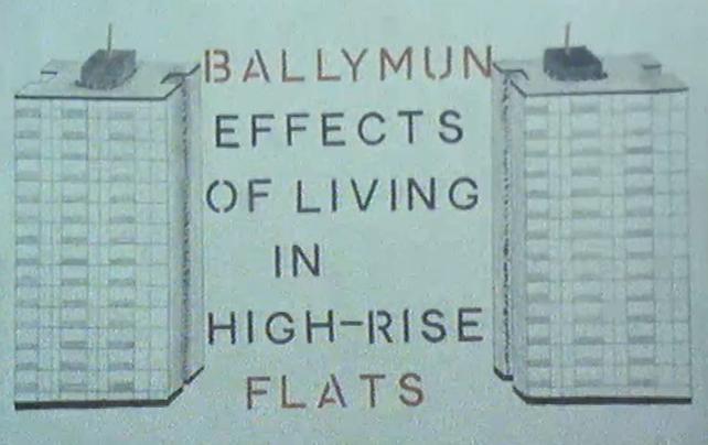 Ballymun Flats Survey (1976)