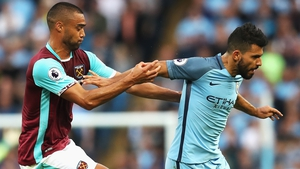 Sergio Aguero has been handed a three-match ban