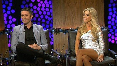 The Late Late Show Extras: Robbie and Claudine Keane (2010)