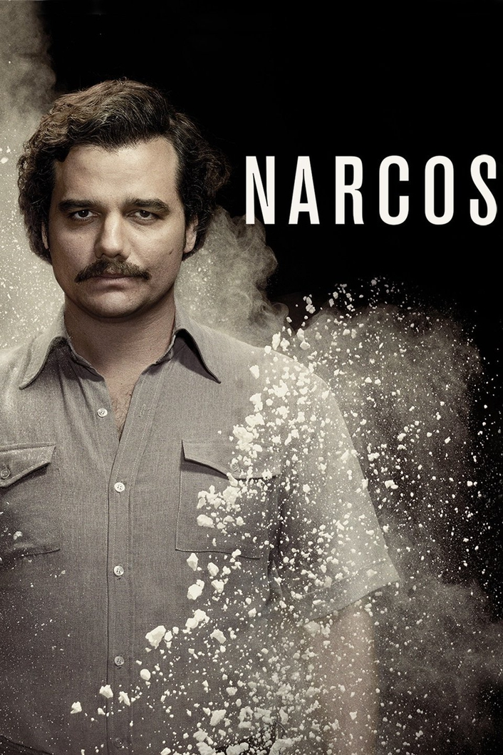 """Narcos"" on Netflix"