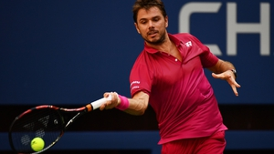 Stan Wawrinka eased past Fernando Verdasco