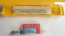 The antidote is used to reverse the effects of opiates like heroin, morphine and methadone