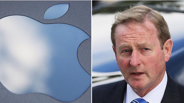 Belgian MEP: Ireland won't win Apple appeal
