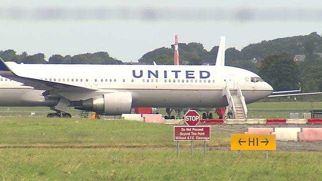 The London-bound transatlantic flight diverted and landed safely at Shannon